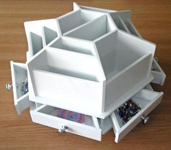 ... Organizer Craft Carousel Organizer http://www.craftracks.co.uk/desktop