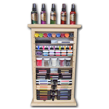 Ink Pad Storage Rack - Single Size