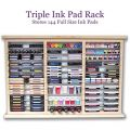 Ink Pad Storage Rack - Triple Size